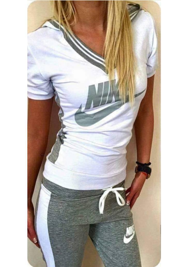Nike şeritli yeni sezon eşofman takımı