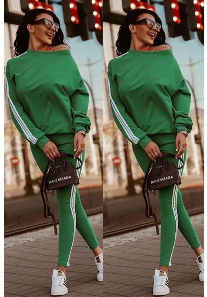 Adidas Yeni Sezon İkili Takım(Yeşil)