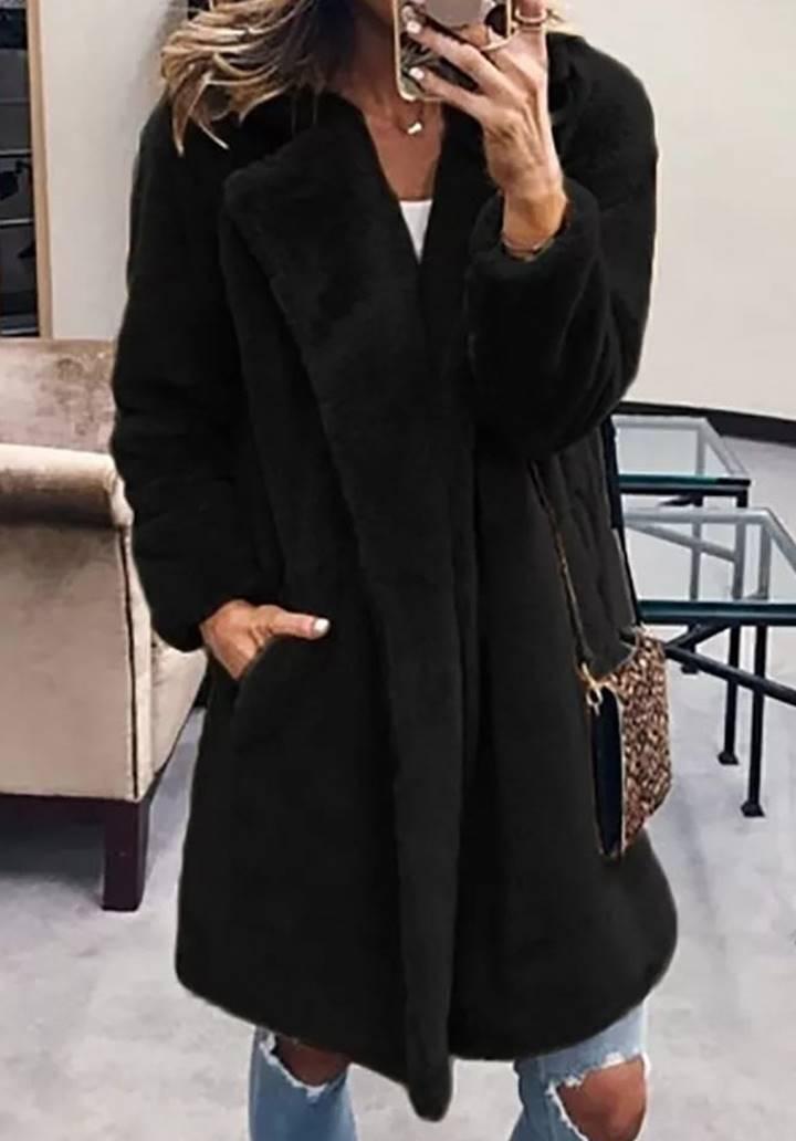 Wellsoft Cepli Zara Ceket (Siyah)