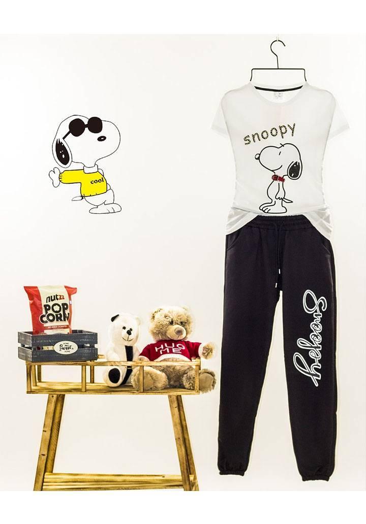 Snoopy ikili eşofman takımı
