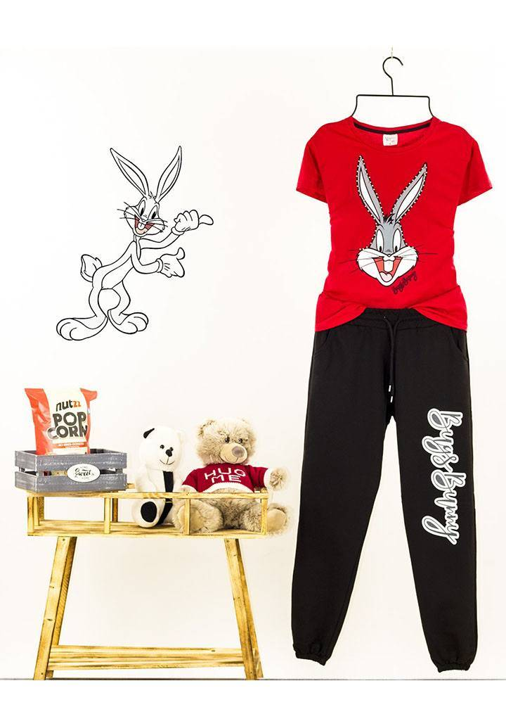Bugs bunny ikili eşofman takımı
