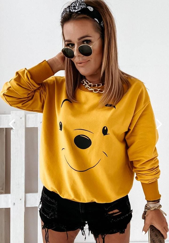 Hardal smile sweatshirt