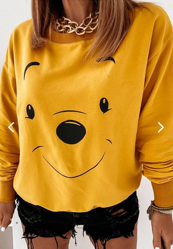 Hardal smile sweatshirt - 2