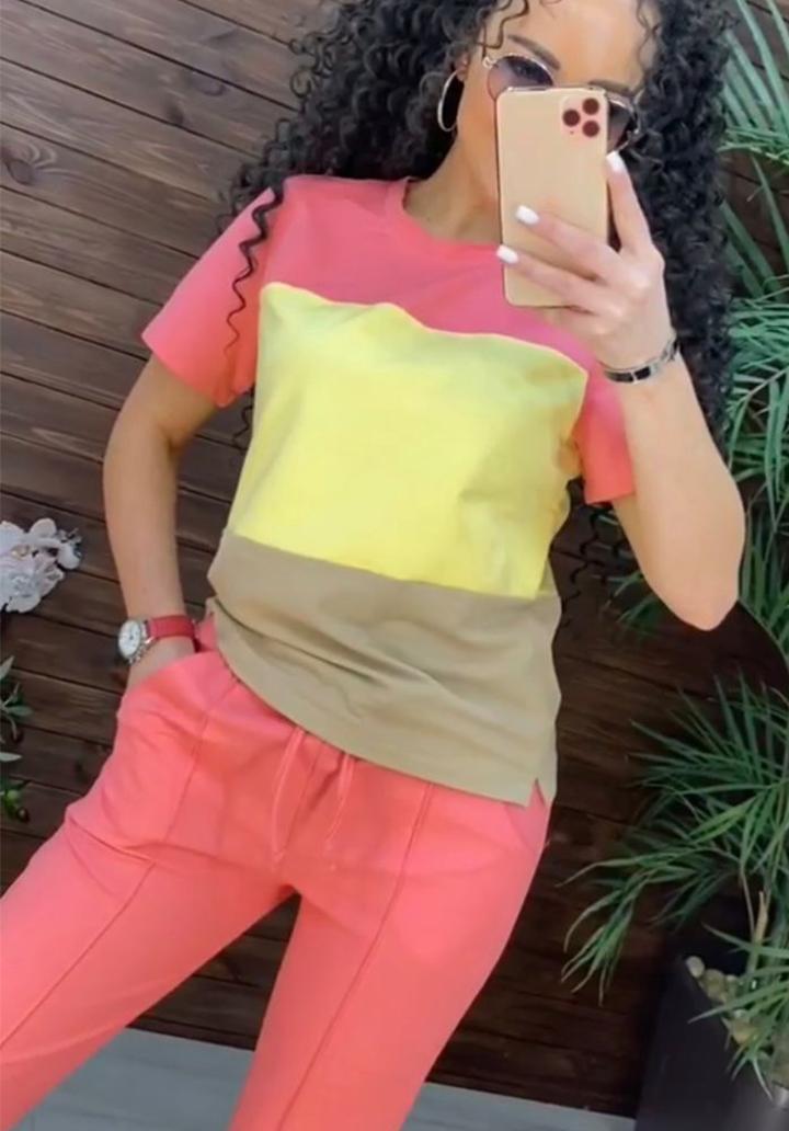 Mercan-Sarı Bloglu İkili Spor Takım - 3